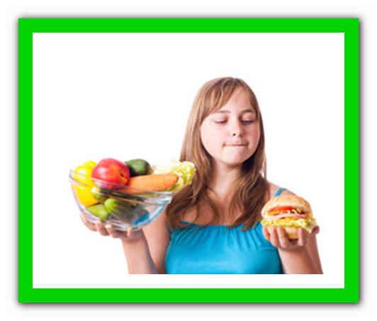 Как похудеть ленивому подростку