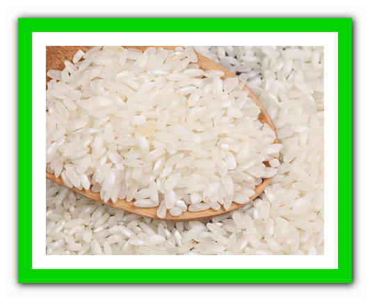 Чистка рисом для похудения