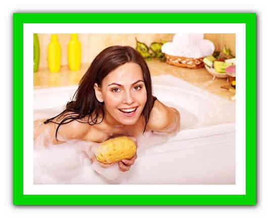 Ванны быстрое похудение