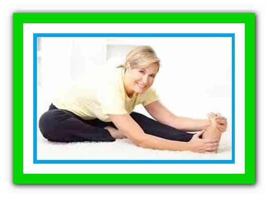 упражнения для похудения после 55 лет