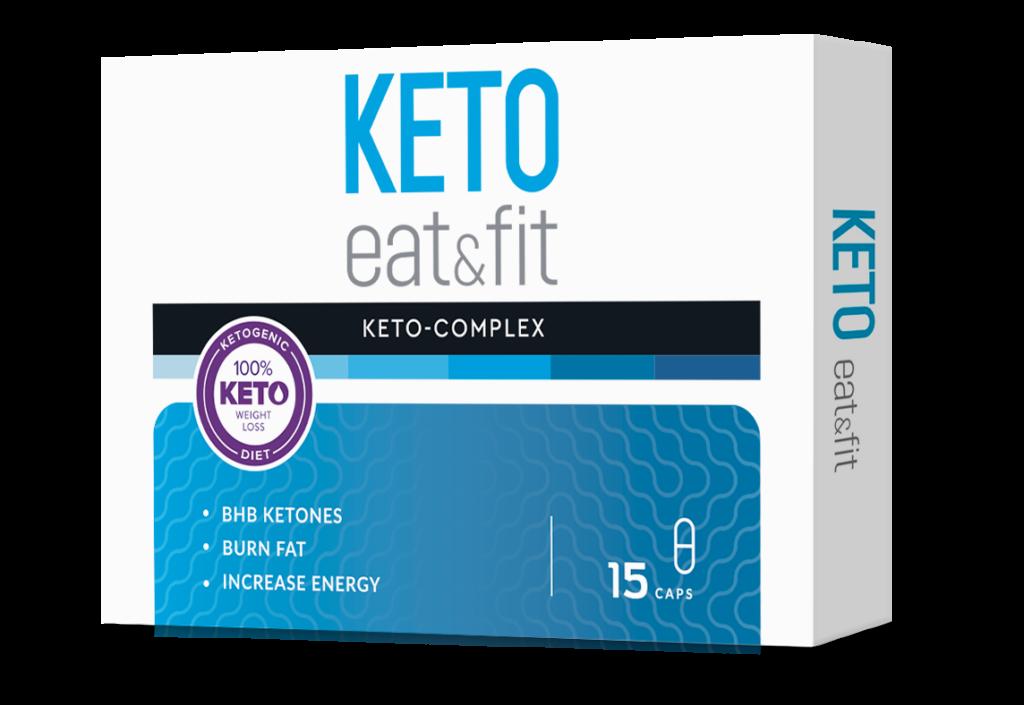 Похудение с помощью капсул keto eat fit