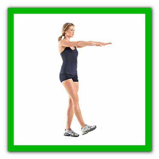Похудение ног балерин